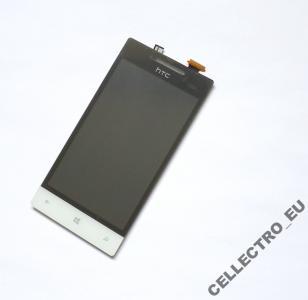 WYŚWIETLACZ LCD+DIGITIZER HTC WP 8S A620e SKLEP@