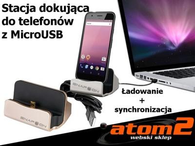 Stacja ładująca micro do LG X Power X Cam X Screen
