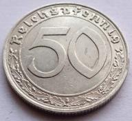 50 Reichspfennig 1939 A stan  (Xh56)