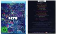 Coldplay [Blu-ray + CD] Live 2012 /Limited Edition