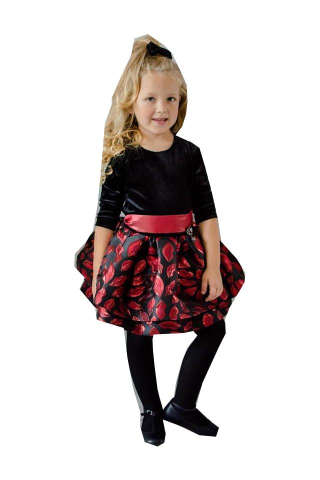 sukienka  Mała Mi 122-128