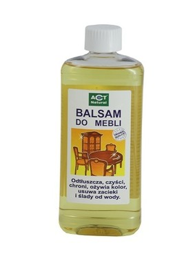 BALSAM DO MEBLI I DREWNA - ACT NATURAL
