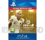 FIFA 18 - Edycja Ikony [kod aktywacyjny]
