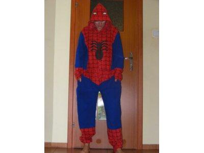 44b46caa9dbcd7 Piżama Pajacyk męska Spider MAN L polarowa - 6627141862 - oficjalne ...