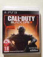 Call of Duty Black Ops III PL DOKŁADNE ZDJĘCIA Ps3