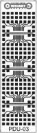 [LISPOL] Płytka uniwersalna PDU03