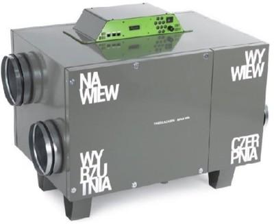 OXY Rekuperator AirPack 400h + montaż LUBLIN