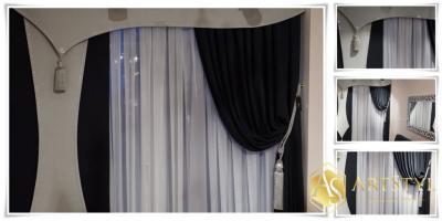 Aranżacja Okna W Stylu Glamour Monica 2 Artstyl