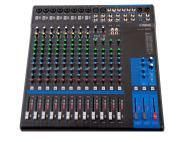 YAMAHA MG16 -Mikser audio 16 kanałów, Kompresory