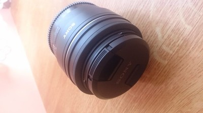 Sony DT 35 mm f/1.8 SAM
