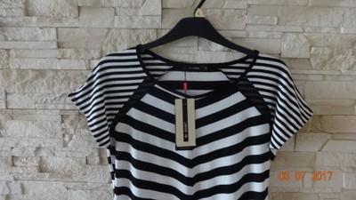 a1e342b594 MONNARI nowa bluzka tunika s m l + kupon na 50 zł - 6878726986 ...