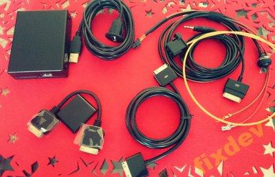 MP3 BT BLUETOOTH USB AUDI MMI 2G, AMI~~~ - 6116006604 - oficjalne
