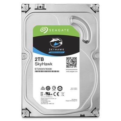 HDD SEAGATE SkyHawk 2TB 3,5'' 64MB ST2000VX008