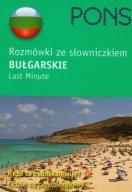 Rozmówki ze słowniczkiem bułgarskie last minute