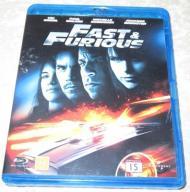 Blu-Ray: Szybko i wściekle - Fast & Furious