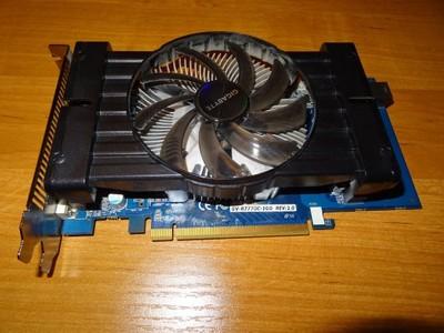 Karta graficzna Gigabyte Radeon HD7770 1024MB