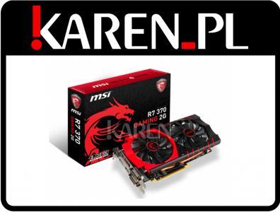 Karta graficzna MSI Radeon R7 370 2GB GAMING