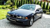 BMW E39 2.2 nowe LPG LIFT zadbana