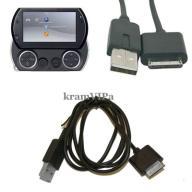 Kabel USB PSP Go ładowanie oraz transfer danych