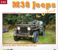 Jeep M38 1950-1952 in detail - fotoalbum  / Willys