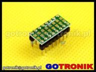 Adapter 0805 SMD do płytek stykowych_________A-058