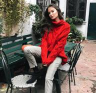 Blogerski Sweter Oversize w Warkocze - Zara S M L