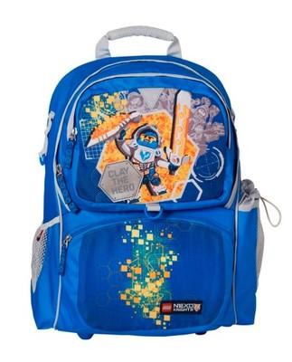 6f30c7782239b LEGO NEXO KNIGHTS Plecak +worek wyprzedaż -50% HIT - 6895338447 ...