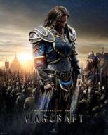 Warcraft Pocztątek - Lothar - plakat 40x50 cm
