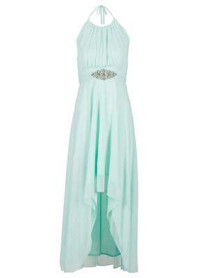 aba827be95 Sukienka z ramiączkami na sz zielony 42 XL 948043 - 7007285415 ...