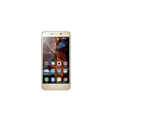 Smartfon LENOVO K5 Złoty