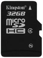 Kingston 32GB micro SDHC 30MB/s Class 4 NOWA