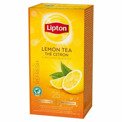 Lipton Classic Lemon 25 kopert