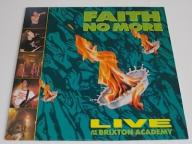 FAITH NO MORE Live At Brixton.. 1PRESS! (N. MINT-)