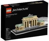 LEGO UNIKAT ARCHITECTURE 21011 BRAMA BRANDENBURSKA