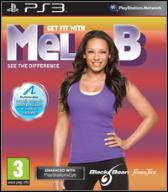 GET FIT WITH MEL B NOWA/FOLIA PS3 IMPULS 24H