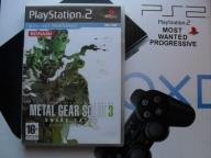 METAL GEAR SOLID 3 PS2 PLAYSTATION 2