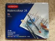 Kredki akwarelowe Derwent Watercolour 24 W-WA