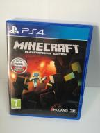 MINECRAFT PS4 PO POLSKU