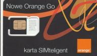 Nowe Orange Go - 1 - GSM SIM