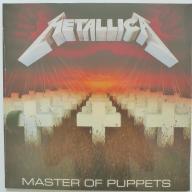Metallica Master of Puppets, Nowa, Mint, Kraków