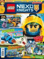 LEGO Nexo Knight  + klocki - minisokół Claya