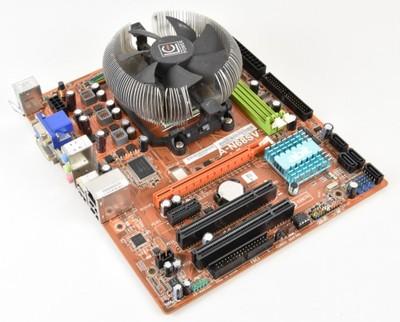 Płyta Główna Abit A-N68SV + AMD Athlon 64 X2 6000+