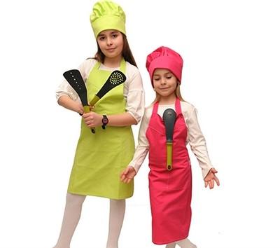 Czapka Szef Kuchni Master Chef Dla Dzieci Limonka