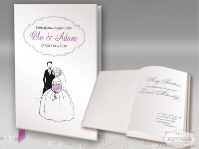 Zaproszenia ślubne Z Humorem Koperta Gratis 150 5397114974