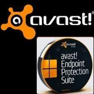 Antywirus - Avast! Endpoint Protection Suite 5 PC