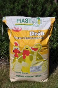 PASZA dla Kurcząt Kurczak 2, 9-16tyg 25kg granulat