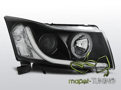 Lampy  Chevrolet Cruze  BLACK Daylight TUBE LED