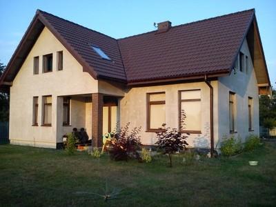 Dom Otwock Wielki gm.Karczew z 2010r. bezpośrednio