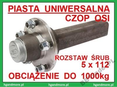 Czop Osi Piasta Przyczepy Os Poloska Promocja 7021822641 Oficjalne Archiwum Allegro