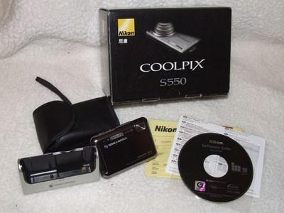 aparat fotograficzny uszkodzony - konica minolta